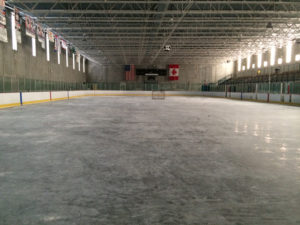 Grundy Arena Ice Rink